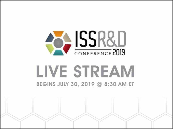 Live Stream at ISSRDC